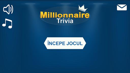 Millionaire Trivia - Română