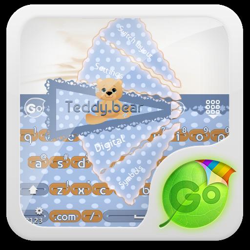 玩具熊 GO Keyboard 個人化 App LOGO-APP試玩
