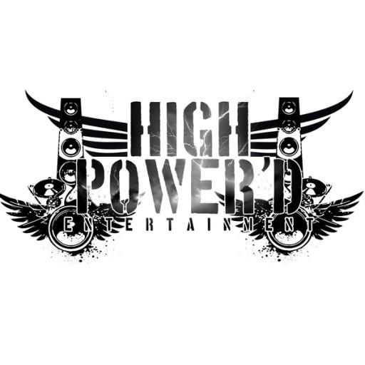 HIGH POWER'D ENT LOGO-APP點子