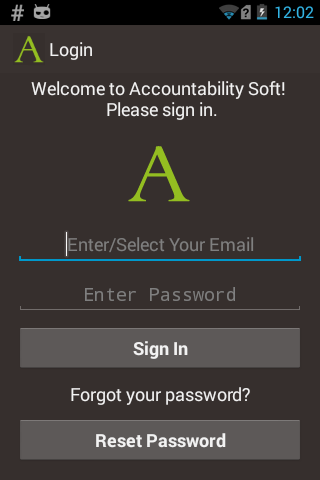 Accountability Soft- screenshot