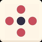 Rare agile Dots Unite by Eric