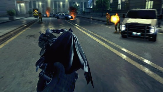 The Dark Knight Rises Screenshot 7