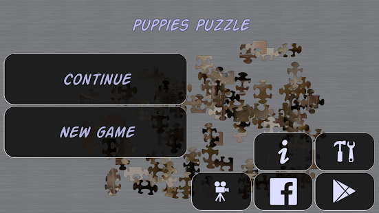 Puppies Puzzle - screenshot thumbnail