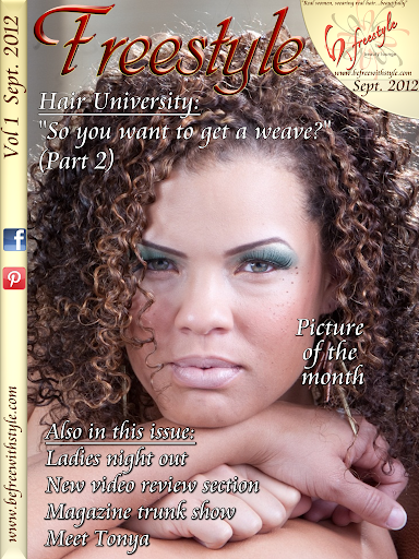 Freestyle Hair Care Magazine