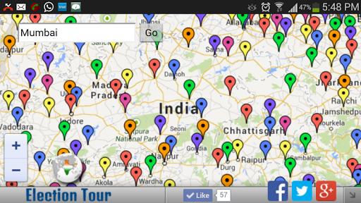 India Election Tour
