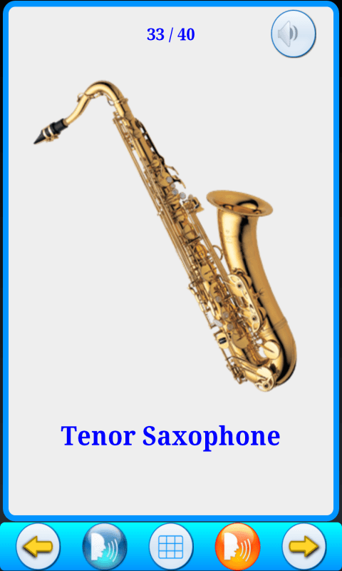 Musical instruments and their names and pictures - http ...