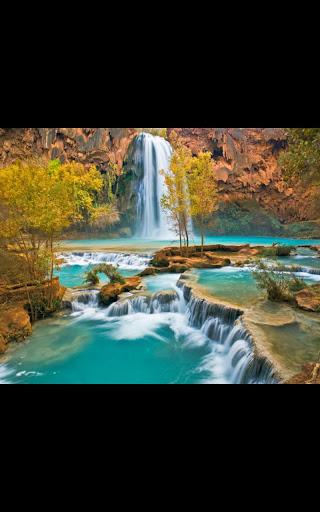 Mi 4 Waterfall live wallpaper