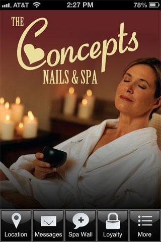 Concepts Nail Spa