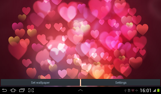 【免費個人化App】Water Live Wallpaper Love-APP點子