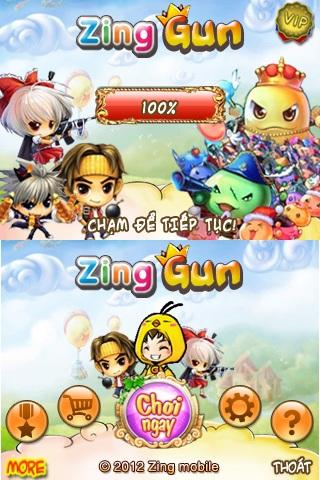 Zing Gun - screenshot