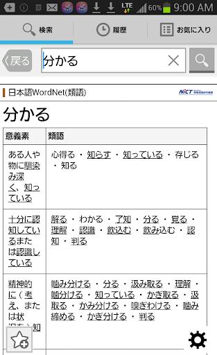 【免費書籍App】Weblio類語辞典-同義語や関連語・対義語や反対語を検索-APP點子