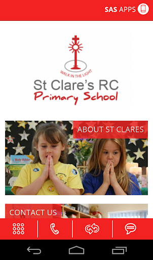 St Clare's RC Primary School