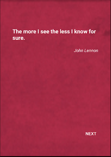 Famous Quotes...