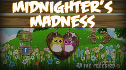 Midnighters Madness