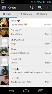 Cnectd Messenger - Chat & Text - screenshot thumbnail