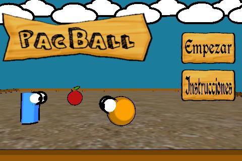 Pac-Ball