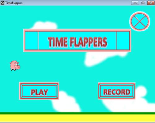 【免費街機App】Time Flappers-APP點子