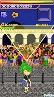 Screenshot of Dancin' Rio