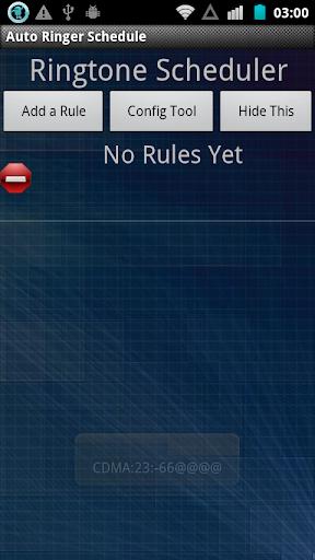 【免費通訊App】Auto Ringer Schedule-APP點子