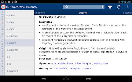 Dictionary - Merriam-Webster Screenshot 12