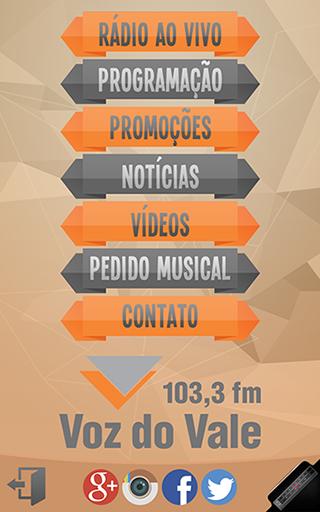 Radio Voz do Vale 103 3 FM