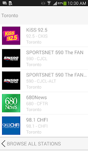 Rogers Radio- screenshot thumbnail