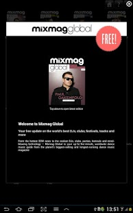 Mixmag Global - screenshot thumbnail