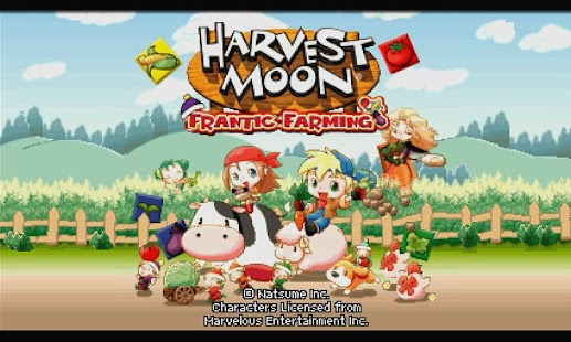 HARVEST MOON: FRANTIC FARMING - screenshot thumbnail