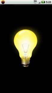 應用手電筒LED指示燈