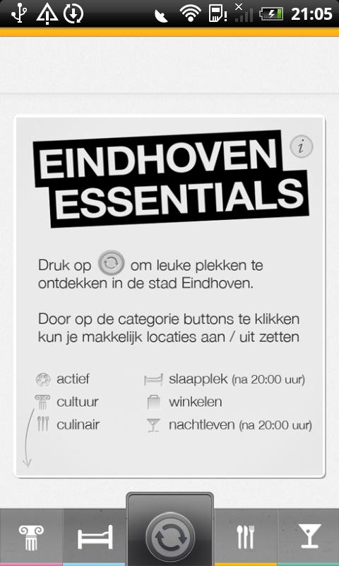 EHV Essentials - screenshot