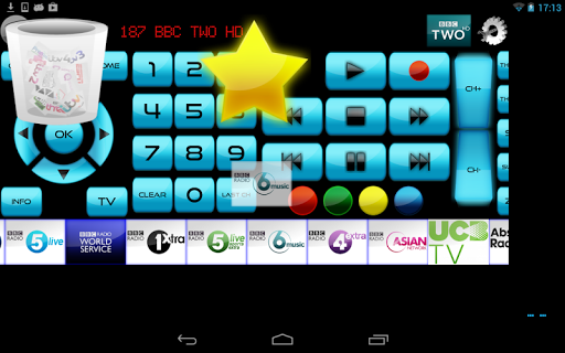 MyAV for SkyQ, Sky+HD & TV Wi-Fi Remote Cow V3.25 screenshots 5