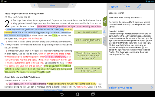 玩免費書籍APP|下載NIV Quest Study Bible app不用錢|硬是要APP