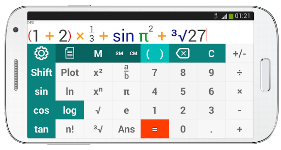 AkbarCalc Calculator- screenshot thumbnail