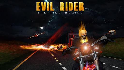 玩賽車遊戲App|Evil Rider免費|APP試玩