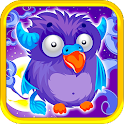 Monster Launcher Puzzle Slug icon