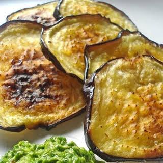 Baked Eggplant No Bread Crumbs Recipes.