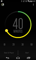 Screenshot of Sleep Timer (Turn music off)
