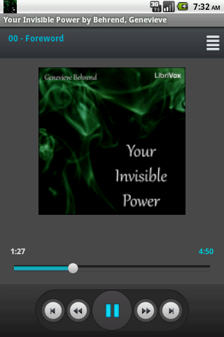 Your Invisible Power Behrend