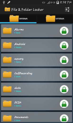 File Folder Secure