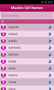 Muslim Baby Names And Meaning Apps En Google Play