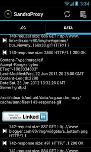 SandroProxy v1.5.101