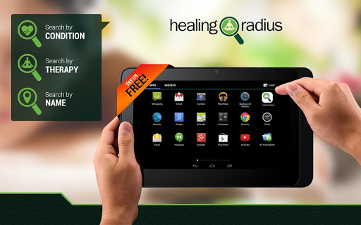 Healing Radius