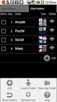 Screenshot of GoToApp App Organizer