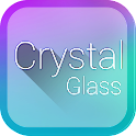 Crystal Glass Icon Pack Theme APK Cracked Download
