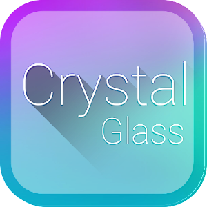 Crystal Glass Icon Pack Theme v2.0