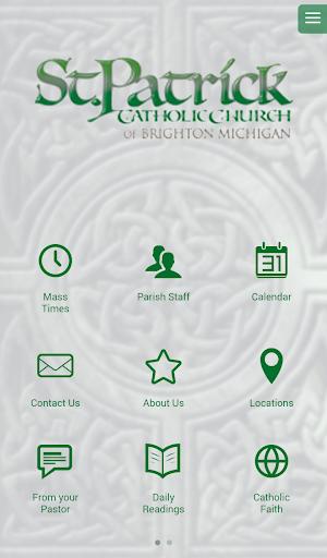 【免費生活App】St Patrick Brighton, MI-APP點子