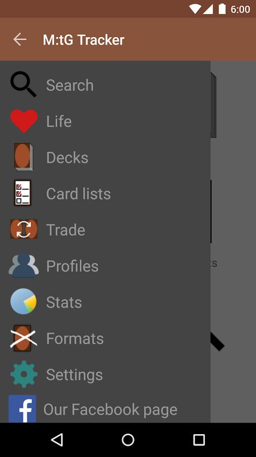 MTG Tracker & Life Counter - screenshot