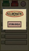 Screenshot of Kelimematik YDS