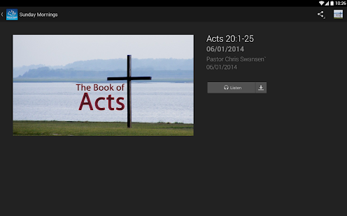 Calvary Chapel Chester Springs - screenshot thumbnail