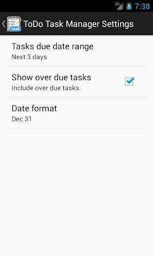 玩生產應用App|DashClock - ToDo Task Manager免費|APP試玩